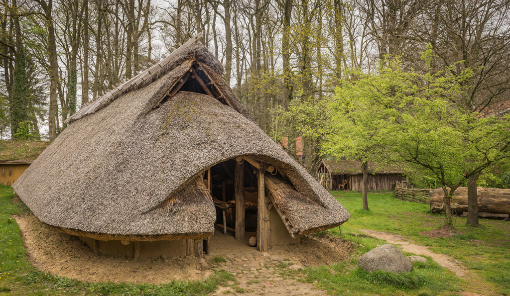 Bronzezeithof