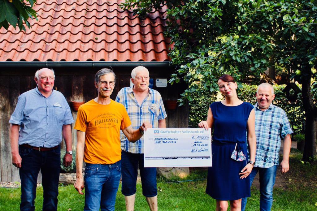 Onlineversteigerung von Tauben organisiert durch Helmut Lambers, Egbert Hans, Bernd Evers